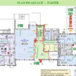 plan obiektu wykonanu przez firmę COMPLEX-TECH